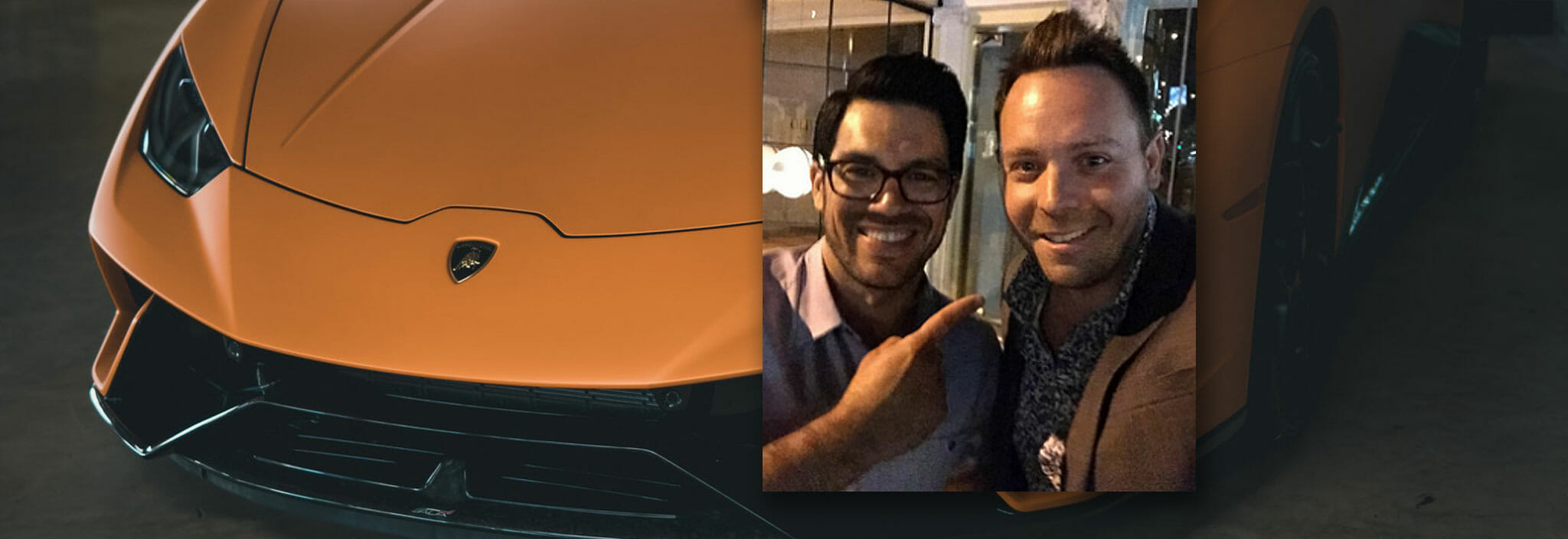 That Time I Met Tai Lopez – What He's Like When He's Not In His Garage!